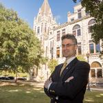 Big thinker looks to inspire greatness at Southwestern University