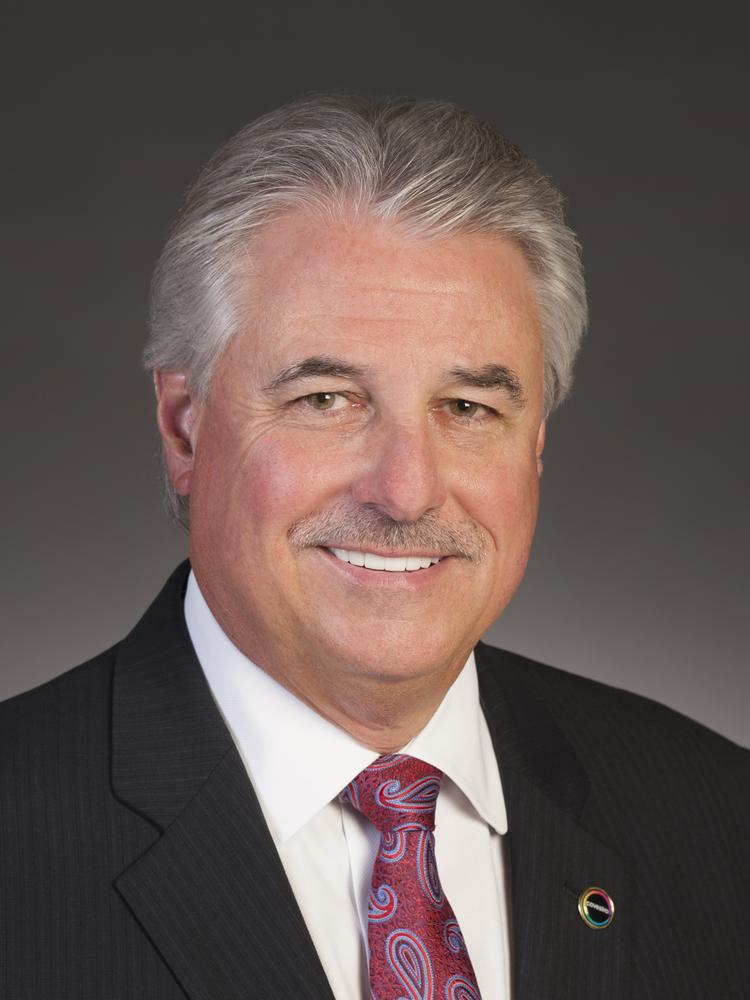 Jerry MacCleary, president, North America, lead Covestro's North American headquarters in Pittsburgh