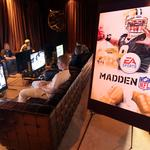 Is Corbett's son working to bring Electronic Arts to Pittsburgh?