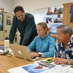 How I coordinate the business of safety for the Hokulea