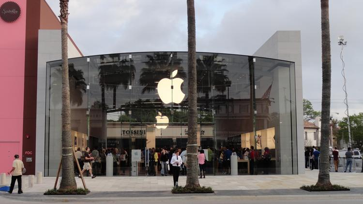 """Apple supports Proposition 1 as it sends a clear message that Houston is focused on a future of inclusion, diversity and continued prosperity,"" the California-based company said in a statement."