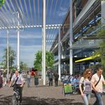 Davis takes a different approach to engaging public on research park