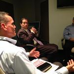 Exclusive: Inside <strong>Jeff</strong> Vinik's conference room, talking innovation
