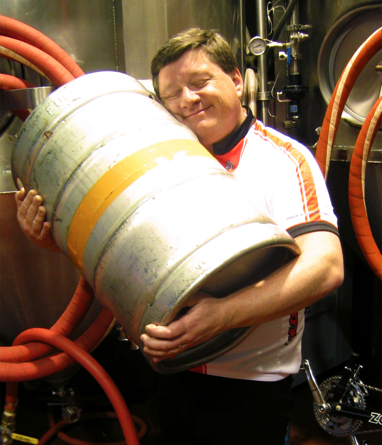 Full Sail executive brewmaster Jamie Emmerson.