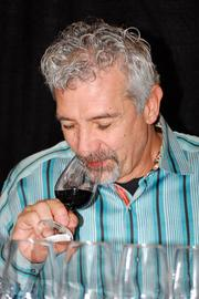 G.M. Pucilowski was one of the 20 International Wine Competition judges.