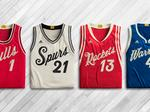 Adidas gambles with NBA Christmas uniforms