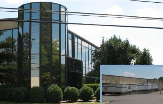 A warehouse at 3258 Ezell Pike recently sold for $5.6 million.
