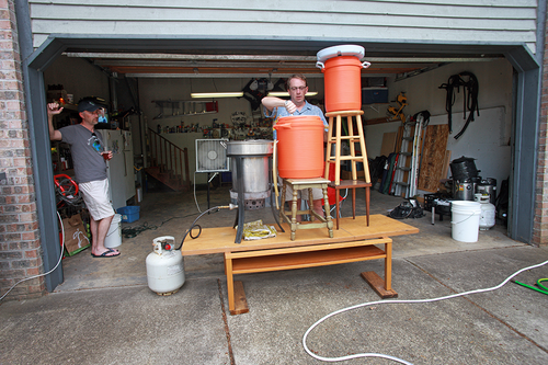 Oregon Beer A Homebrewer S Passion Bubbles Over Photos