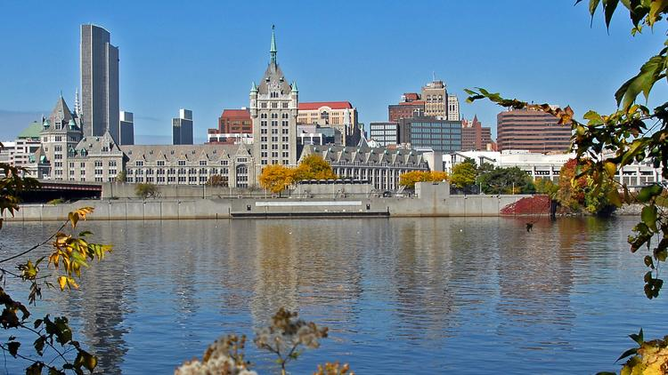 Demographic trends are making downtowns more appealing as a place to live. High property taxes are keeping investors out of downtown Albany and holding back development.