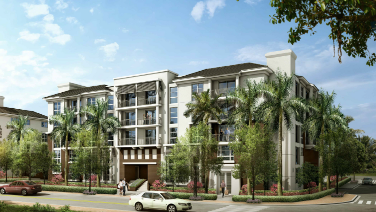 Mill Creek Residential nabs loan for Modera River House apartments in Miami  - South Florida Business Journal