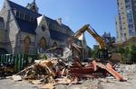 Demolition and expansion at Milwaukee's oldest congregation: Slideshow