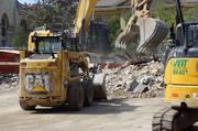 Berghammer Construction Corp., Butler, is the general contractor.