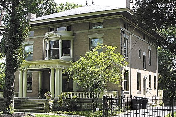 Galemmo's home on Madison Road.