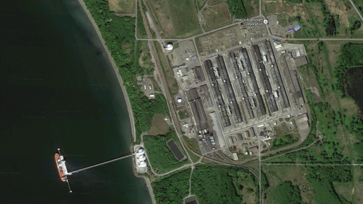 Alcoa to close last two aluminum smelters in state, idle hundreds of
