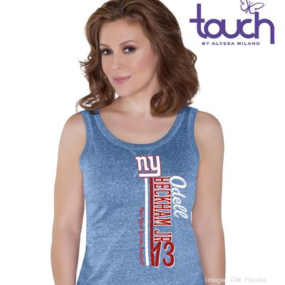 567043026 Alyssa Milano moves one step closer to total female fan apparel domination