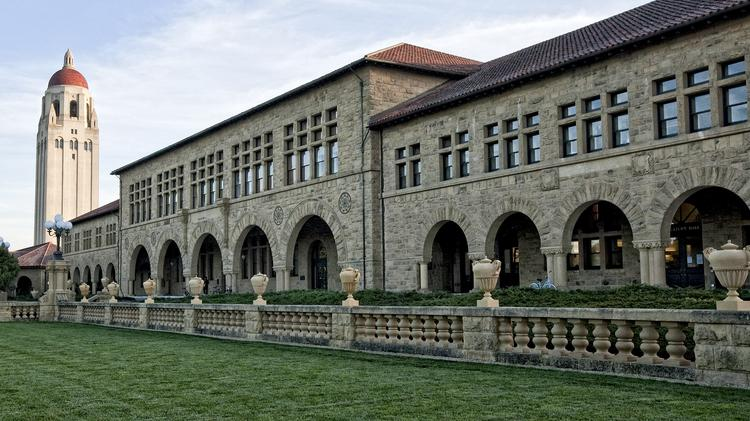 Stanford University is one of Silicon Valley's most popular tourist destinations.