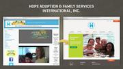 Hope Adoption and Family Services International