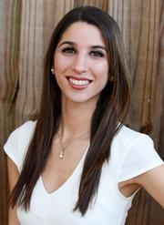 Maria Garcia was promoted to marketing coordinator at Orange Legal.