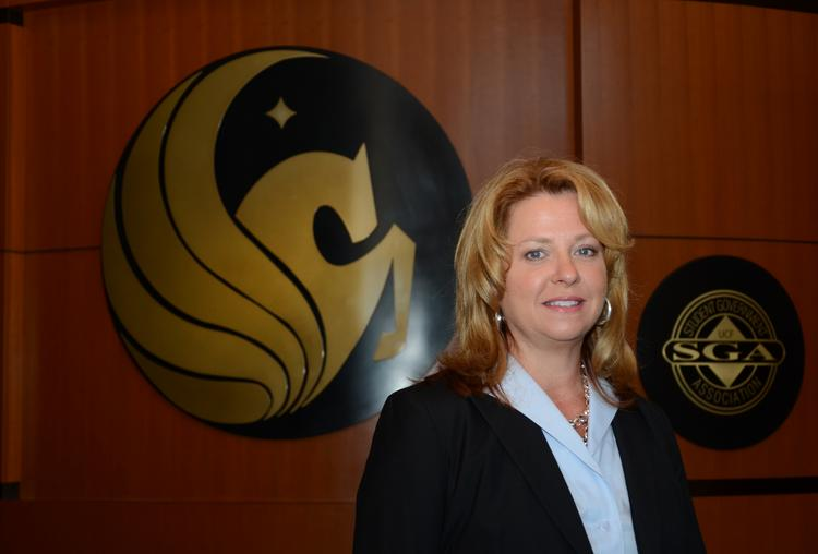 Lynn Hansen of the UCF Career Services & Experimental Learning Center