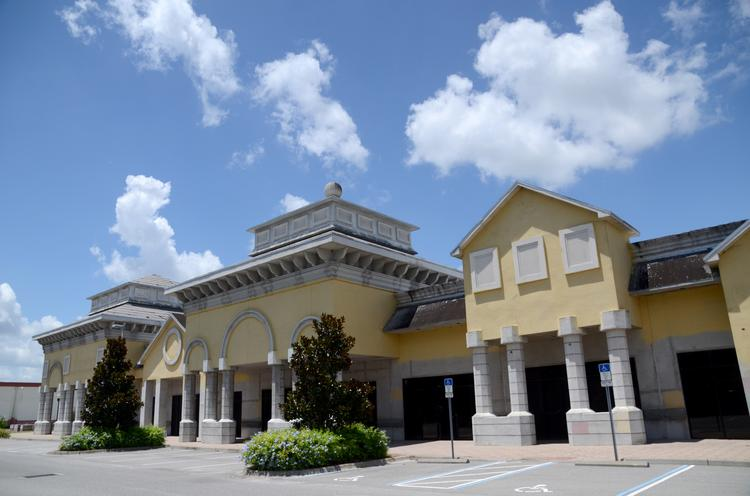 Florida Hospital has the partially built, bank-owned Rinehart Place commercial development in Lake Mary under contract to buy, sources said.