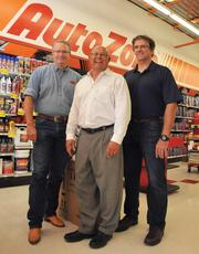 Shawn McGhee, Tim Vargo and Mike Longo are all former executives at AutoZone who now run businesses in other industries.