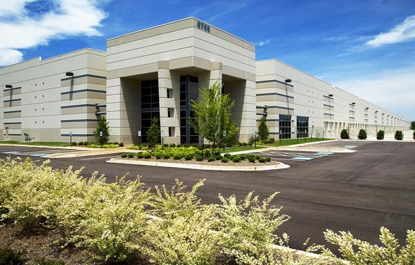 Industrial Developments International is developing another large spec building at Crossroads Distribution Center.