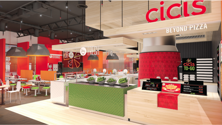 Franchising Propelling Growth For Dallas Pizza Chain Cicis