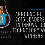 PSBJ to honor leaders from Starbucks, F5, Redfin and more for innovation in technology
