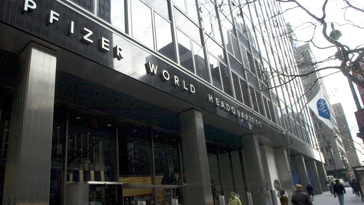 Pfizer Nyse Pfe Makers Of Lipitor To Buy Botox Maker Allergan Albany Business Review