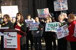 Texans to lawmakers: no more tolls