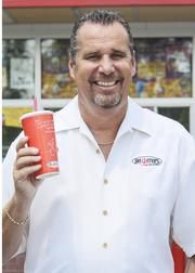 Jim Sahene, president and CEO, Bruster's Real Ice Cream