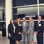 IP Law Association honors <strong>Skretny</strong> at mock-trial event