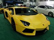 One of the new Lamborghinis. Of the 33 sold, 28 are in Dallas County.