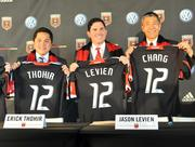 There was renewed hope for a stadium in D.C. in July 2012, when United announced that international media mogul Erick Thohir and minority investor Jason Levien would join Will Chang as owners.