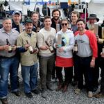 Corporate Giving Awards: Blackstone Brewing Co., Kent Taylor