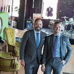 Podcast: Clothier Christopher <strong>Schafer</strong> talks running his own business, most famous clients