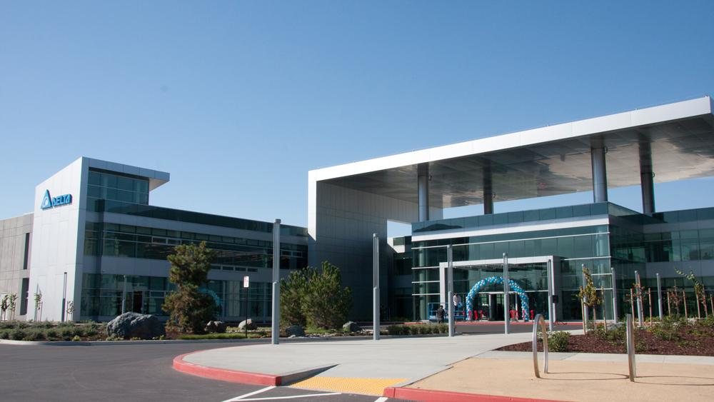 Delta Products Fremont Headquarters Is Green Building