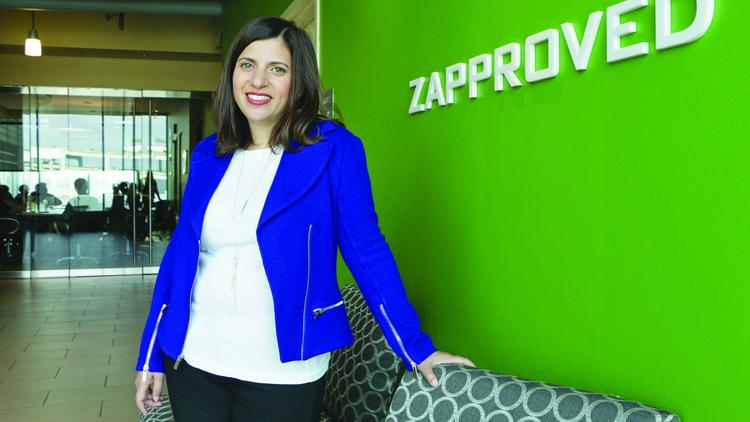 Monica Enand, Zapproved, CEO