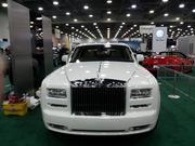 Rolls-Royce is returning to the Columbus auto show with its 2013 Phantom II.