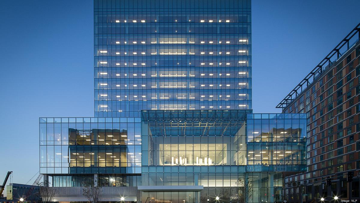 Two New Tenants Join Pwc At 101 Seaport on Business Office Building Floor Plans