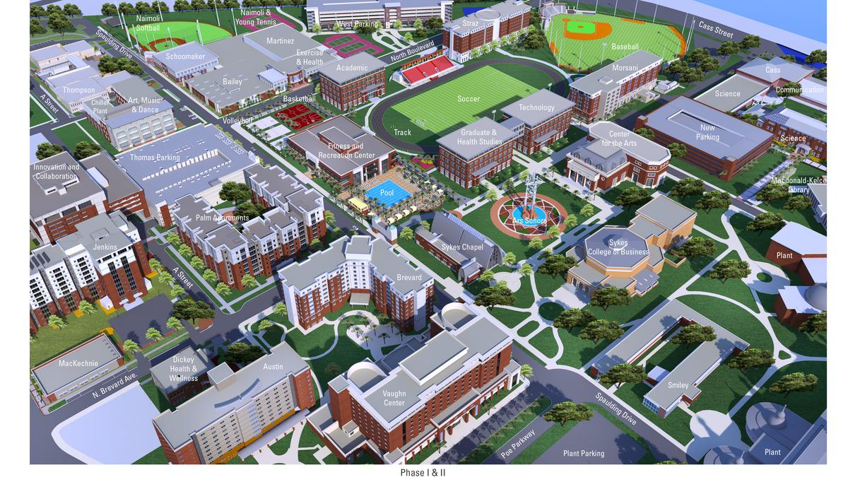 University of tampa makes 5 million land buy west of for House plans with future expansion