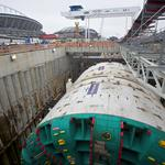 Bertha breakdown could cost Washington state nearly $80M