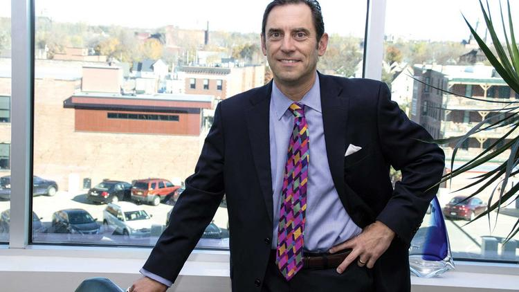 Steven Weiss says local law firms, including his boutique firm, find unique ways to generate work outside the region, and it's paying off for the Buffalo economy.