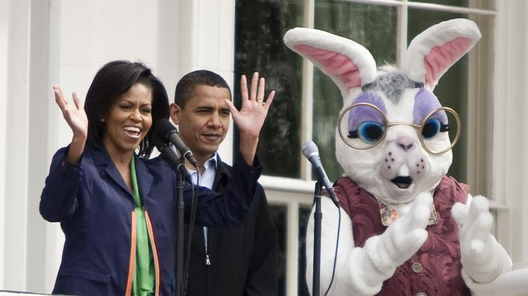 The White House gets into the Easter spirit every year with its annual Egg Roll, and plenty of consumers will too, according to the National Retail Federation.