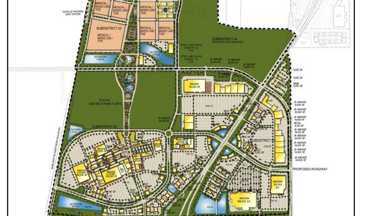 Construction Gets Underway On 1b Gates Of Prosper Project
