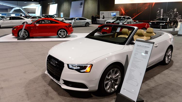 Audi Atlanta Moves To New Location Atlanta Business Chronicle - Audi of atlanta