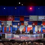 GOP candidates call for taking back government, repeal of some bank regulations