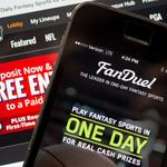 Ohio AG says reining in DraftKings and FanDuel up to lawmakers
