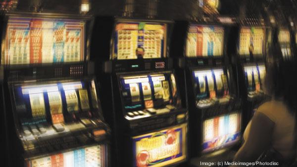 Revenue at Ohio's racinos dropped in April.