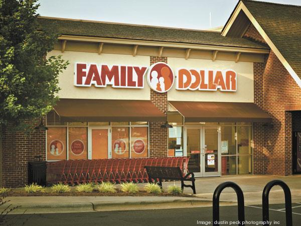 Family Dollar Stores Inc. opened its 8000th store on Thursday in Lancaster.